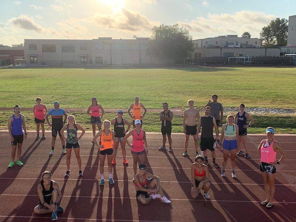 Running - Track Relays