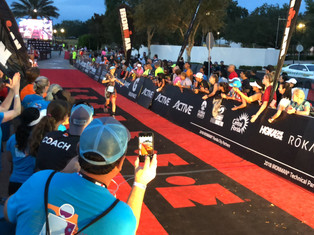Hurricane Michael Fails to Derail(leur) Ironman Florida