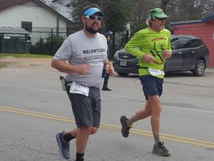 McKenzie PR's Marathon by 45 Minutes!