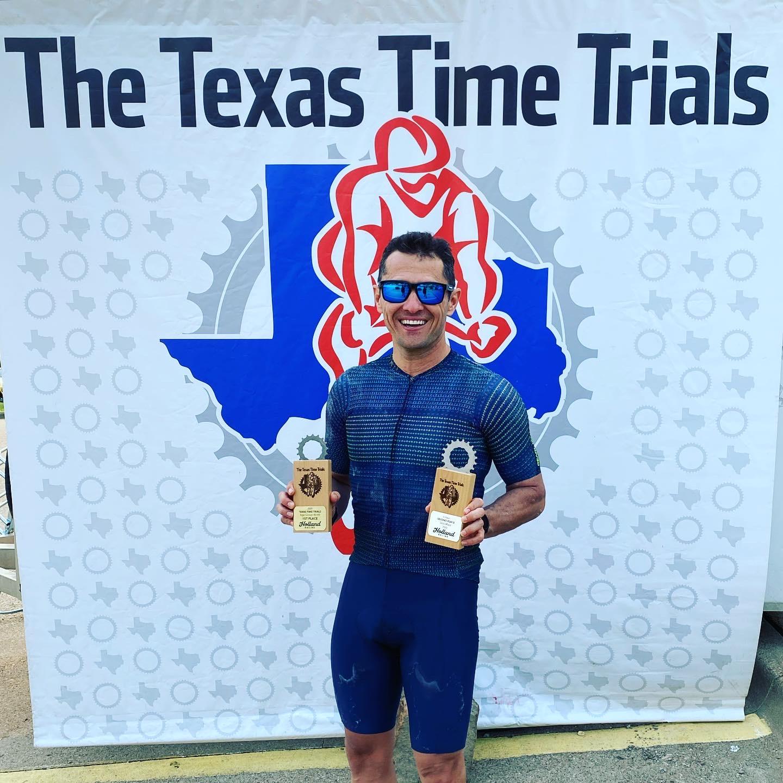 Carlos Texas Time Trials