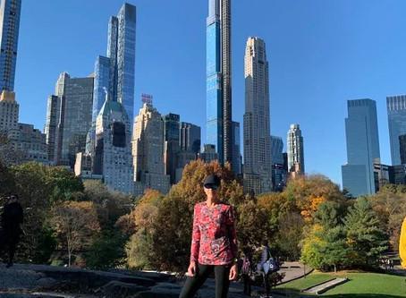 Two Paragon Athletes Run the New York City Marathon