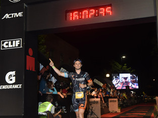 First Time Ironman Athletes Tackle Boulder With Success