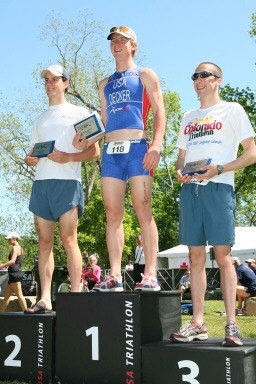 On the podium and qualified for Worlds in 2008 along with my teammate and one of my best friends to date, Travis.