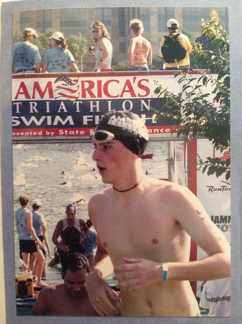 "The Memorial Day race in Austin was the ""America's Triathlon"" before it became ""CapTex"" I did that race every year for almost 10 years."