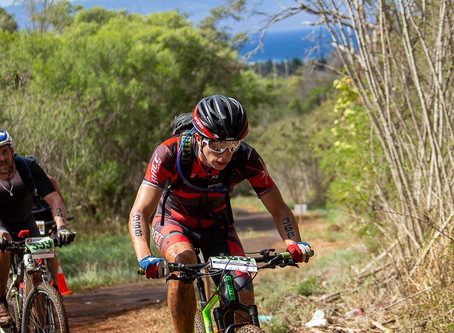 Catching up with Jason McIntyre, Xterra World Championship