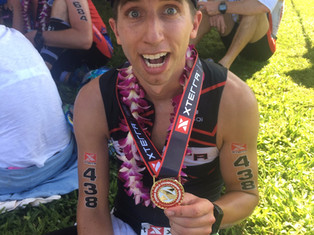 McIntyre competes with the best at Xterra World Championship