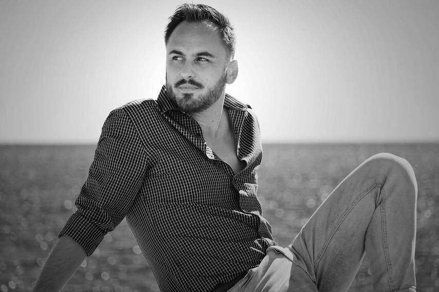 Portrait par Kentin Morgan