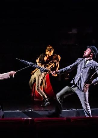 """""""Sherlock Holmes, Au Nom De La Reine !"""" m.e.s Felicien Chauveau"""