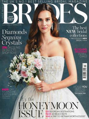 BRIDES - JULY/AUGUST '19