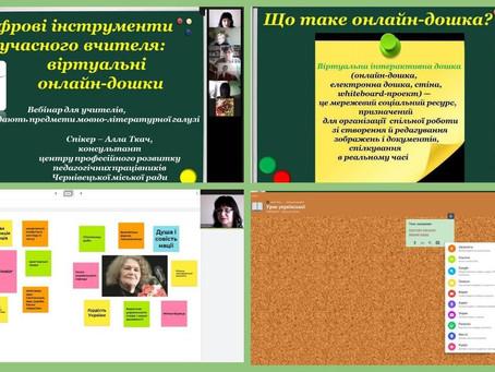 Розвиток цифрової грамотності педагогів – вимога сьогодення