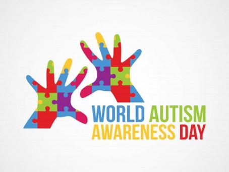 Всесвітній день поширення інформації про аутизм