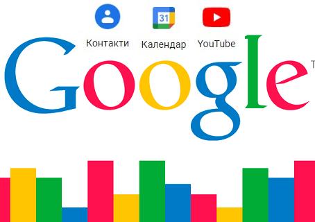 "Вебінар ""Робота з Google-додатками: Google-контакти, Google-календар, YouTube-канал"""