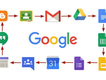 """Консультація """"Робота з Google-додатками"""""""