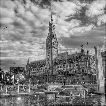 Rathouse Hamburg Germany
