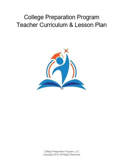 CPP Teacher Curriculum & Lesson Plans