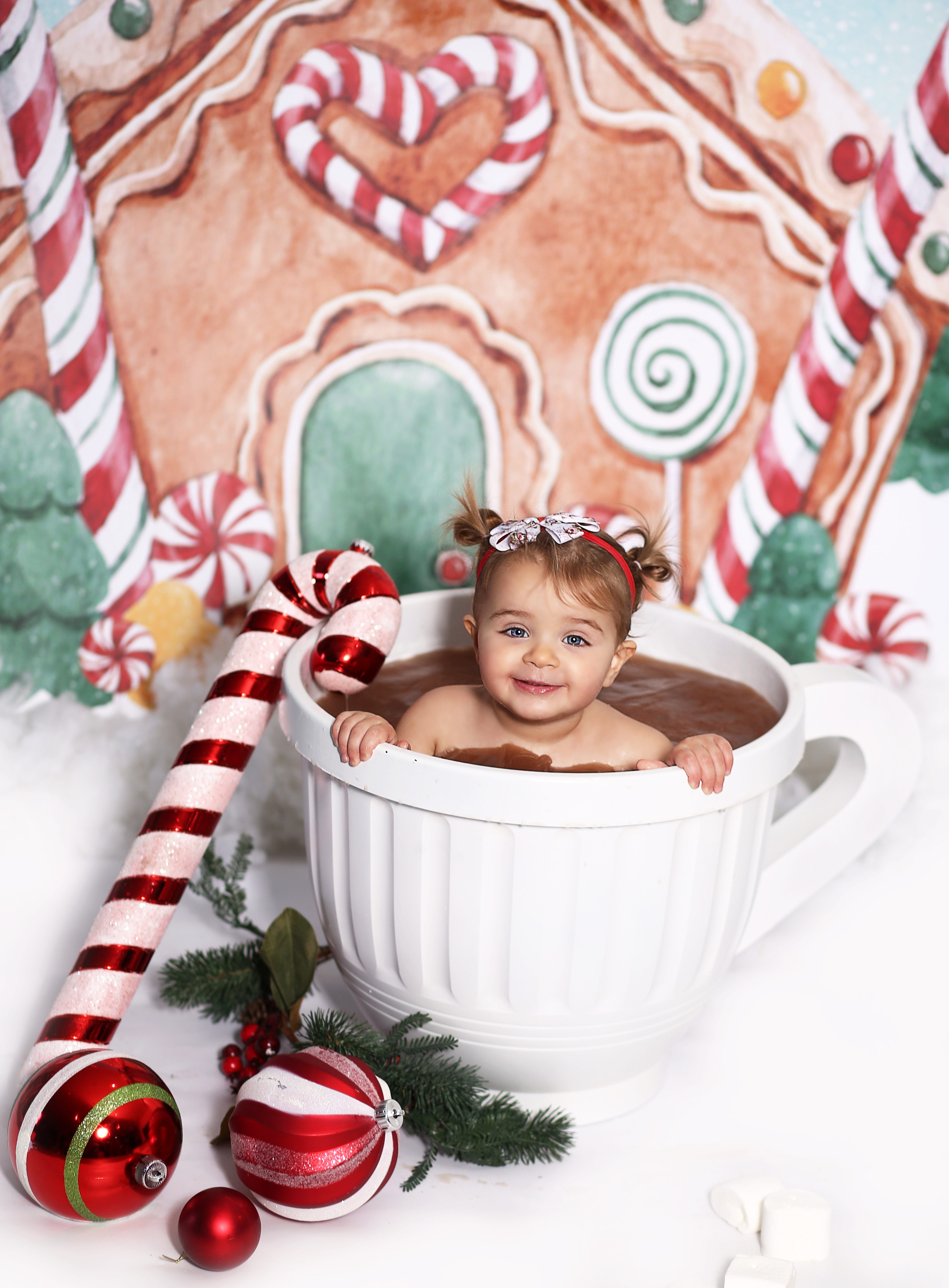 Hot Chocolate Milk Bath
