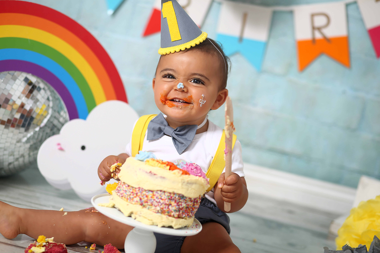 Cake Smash & Splash