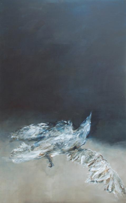 CHIMALIS  Blauer Vogel