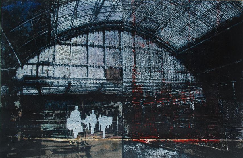 London / Bahnhof / o4