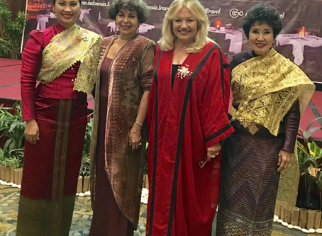 General Assembly, International Council of Women-Yogyakarta, Indonesia