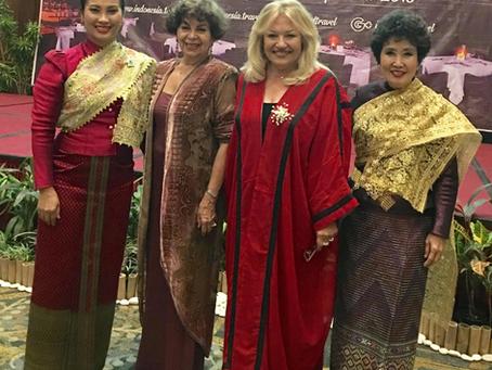 General Assembly, International Council of Women-Yogyakarta, Indonesia