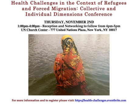Health Challenges in the Context of Refugees and Forced Migration