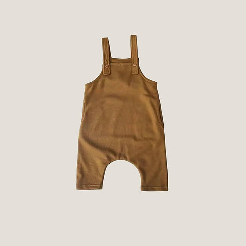 The Brooks Overalls - Camel