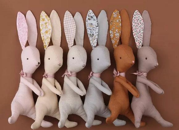 Vintage Plush Bunny