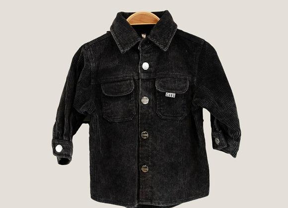 Atilla Cubs Leighton Jacket - Vintage Black