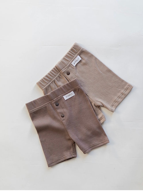 Kindly the Label - Bike Shorts