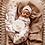 Thumbnail: Paradise | Baby Jersey Wrap & Beanie Set