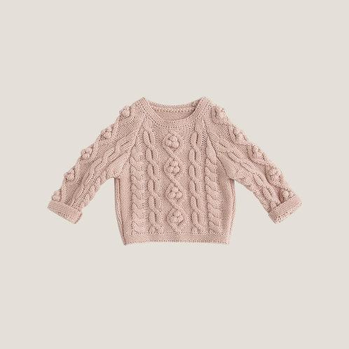 The Frankie Knit - Blush
