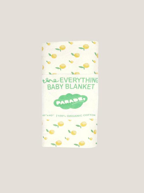Parade Organics Everything Blanket - Citrus