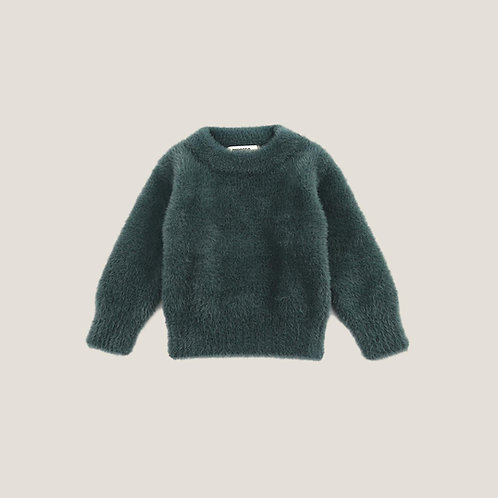 The Cohen Sweater - Olive