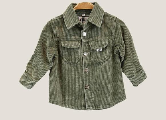 Atilla Cubs Leighton Jacket - Vintage Olive