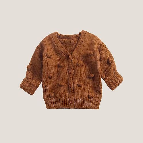 The Harper Knit - Camel