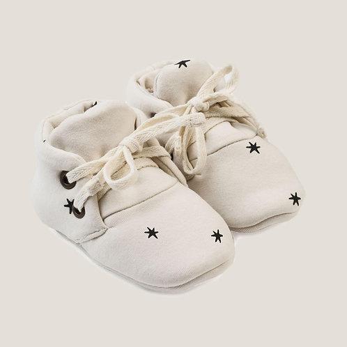 KidWild Organic Baby Booties - Star