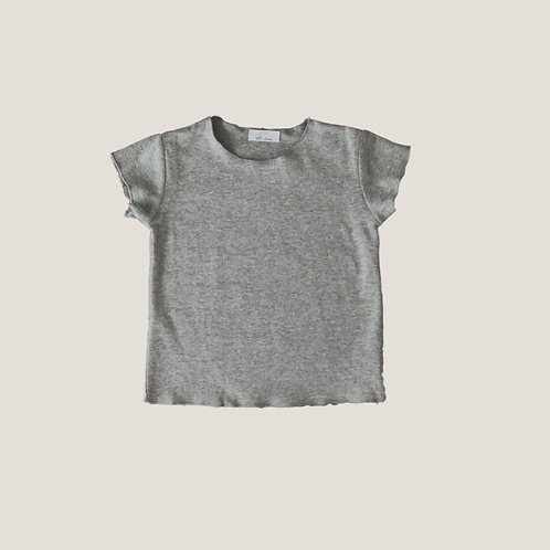 The Skyler Tee - Grey