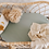 Thumbnail: Sage Fitted Cot Sheet