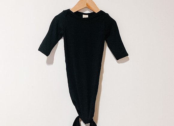 Mother.Lifestyle Knotted Sleeper - Black