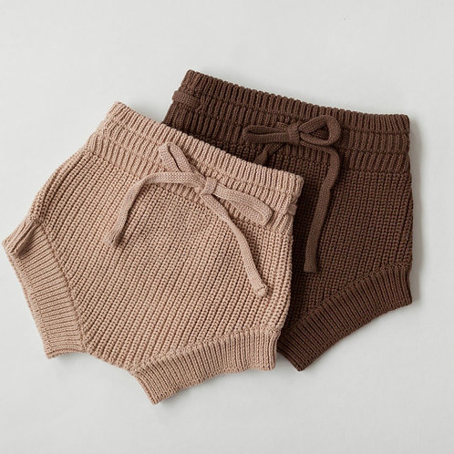 Kindly the Label - Chunky Knit Shorties