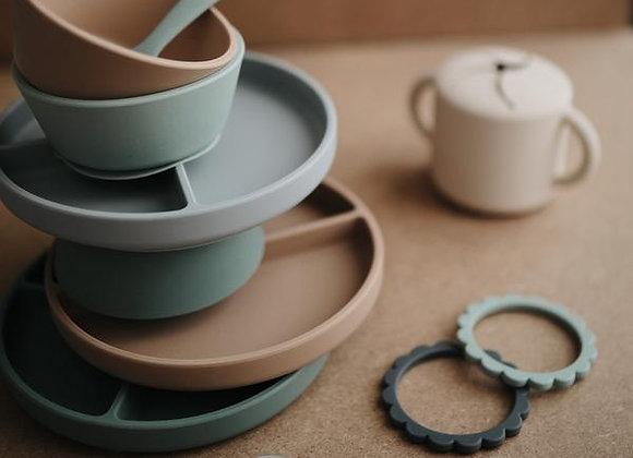 Mushie - Silicone Suction Bowl