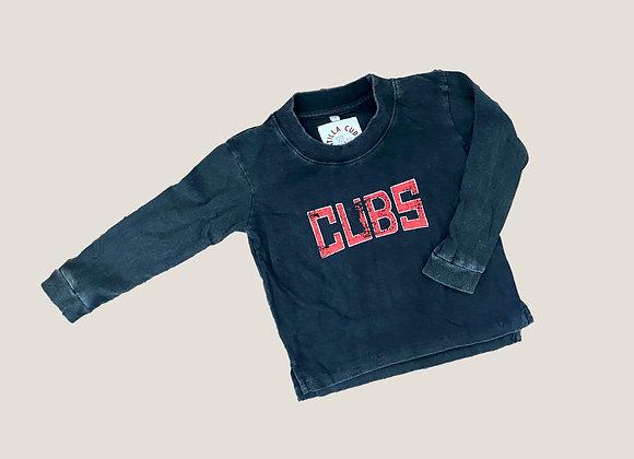 Atilla Cubs Vintage Varsity Longsleeve