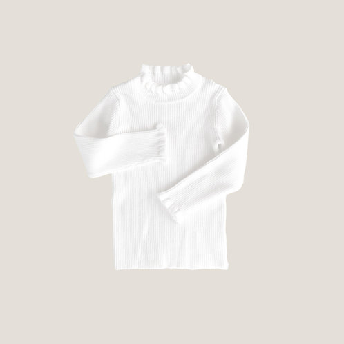 The Stella Top - Ivory