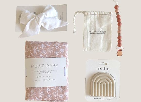 Newborn Gift Set - Baby Girl