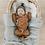 Thumbnail: Mebie Baby Muslin Swaddle Blanket -Desert Sage