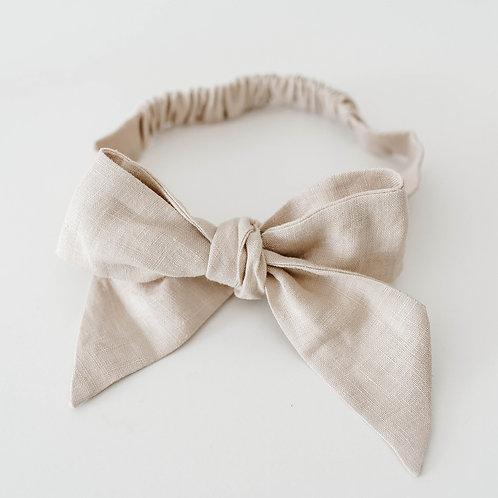 Linen Bow
