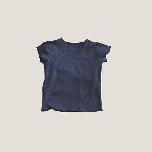 The Skyler Tee - Navy
