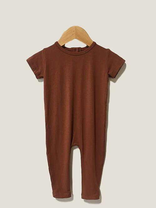 Mother.Lifestyle Arthur Romper - Clove