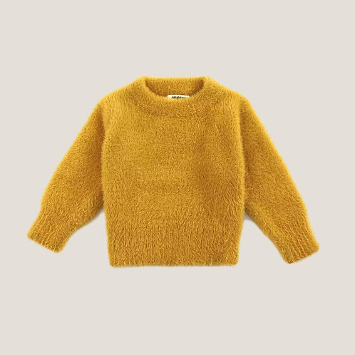The Cohen Sweater - Golden